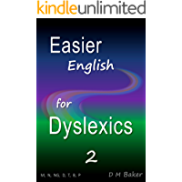 Easier English for Dyslexics 2: M,  N,  NG,  D,  T,  B,  P
