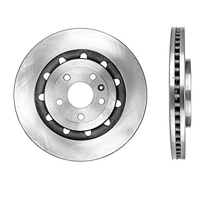 CRK14651 FRONT Premium Grade OE 352 mm [2] Rotors Pair Set: Automotive