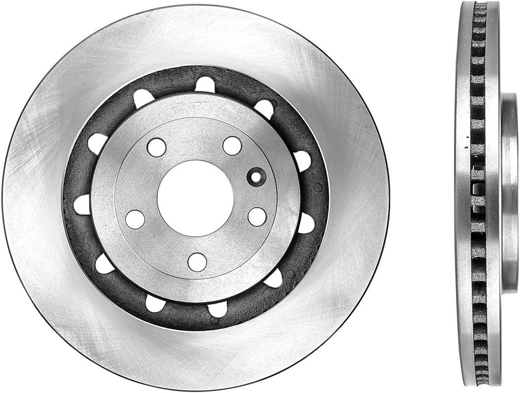 Rotors Pair Set 2 CRK14651 FRONT Premium Grade OE 352 mm