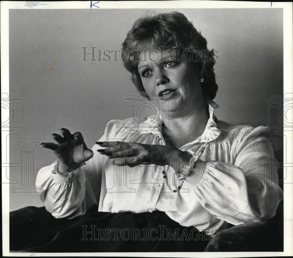 Amazon com vintage photos 1984 press photo the presidents daughter maureen reagan editor w magazine photographs