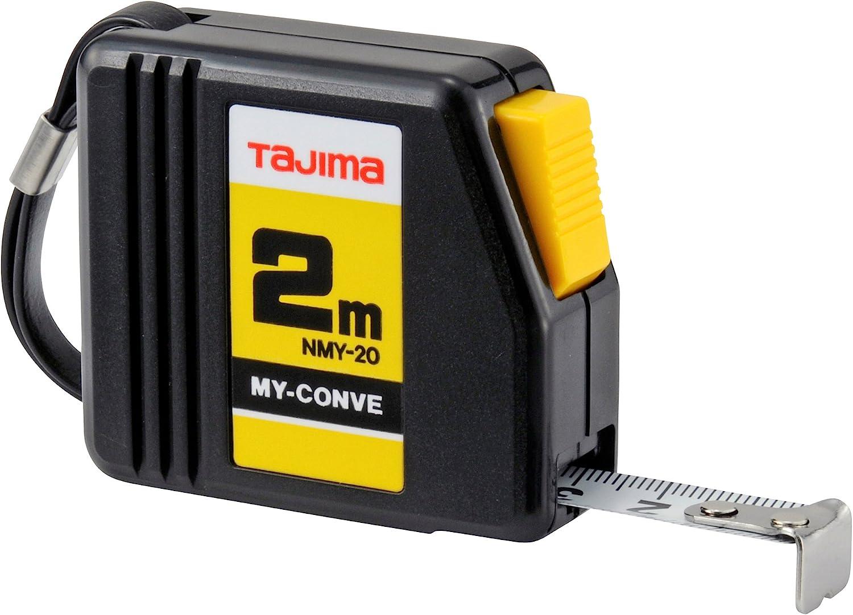 タジマ(Tajima) コンベックス マイコンベ 2m 13mm幅 メートル目盛 NMY-20BL