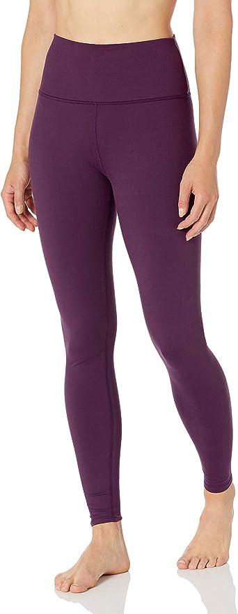 Amazon Com Amazon Brand Core 10 Women S Xs 3x All Day Comfort High Waist Full Length Yoga Legging 27 Clothing