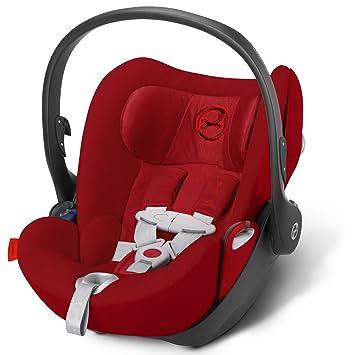 Amazon.com: Cybex Cloud Q infantil asiento de coche – Hot ...