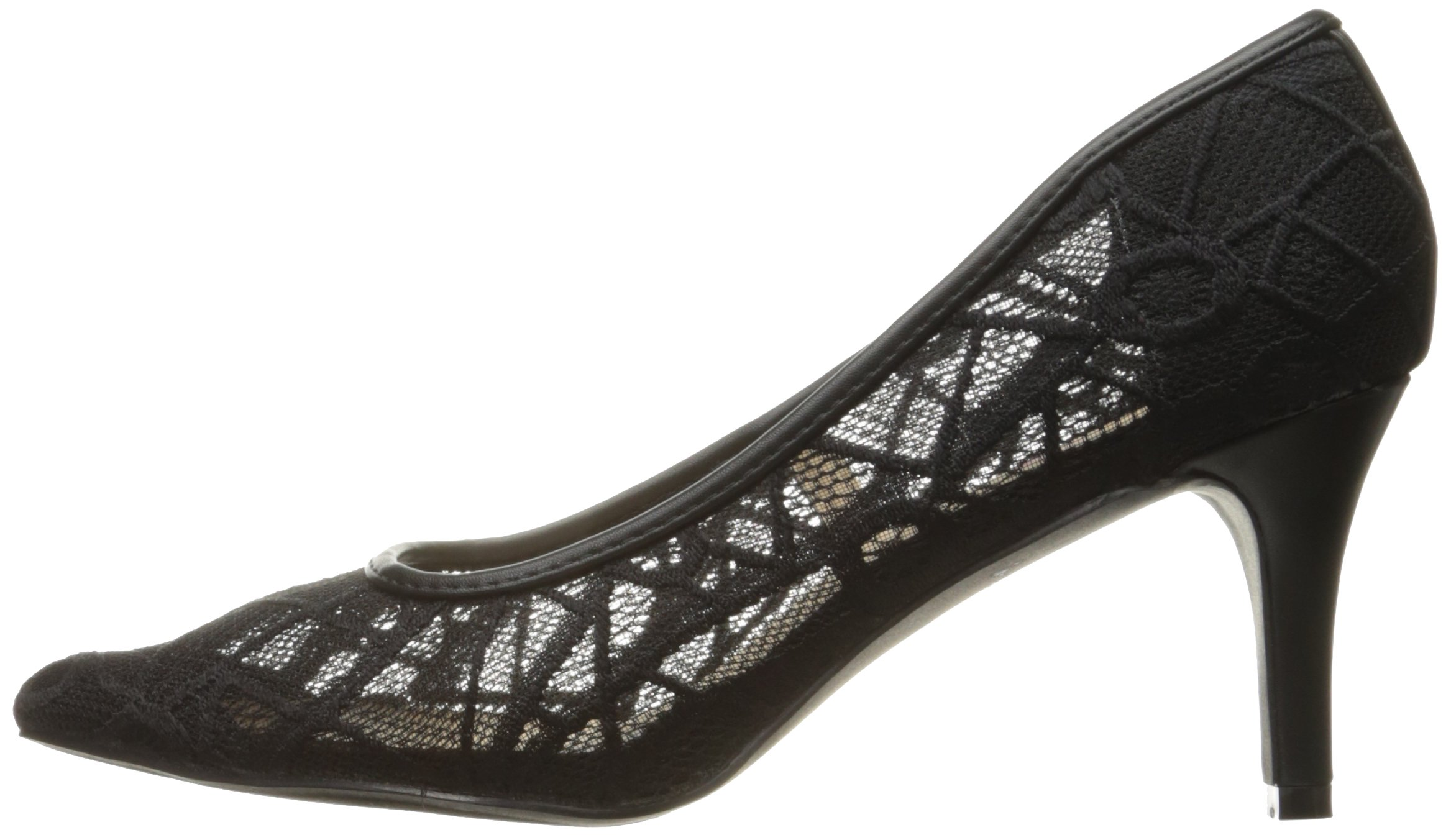 Penny Loves Kenny Women's Union Dress Pump, Black, 7.5 M US by Penny Loves Kenny (Image #5)