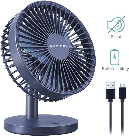 Usb ventilateur Mini ventilateur de table ventilateur de table petit ventilateur inclinable usb