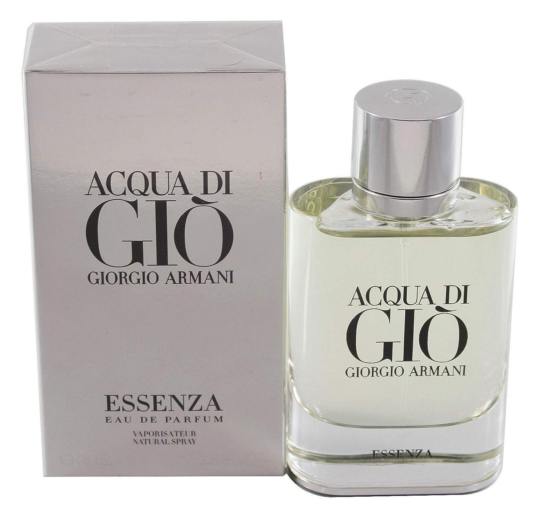 Acqua Di Gio Essenza by Giorgio Armani Eau De Parfum Spray For Men 2.5 OZ.