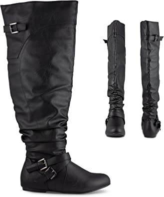 Twisted Shelly Women's Knee High Slouch