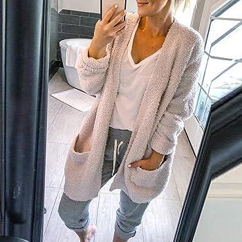 Rambling Women Vest Woolen Coat Keep Warm Cardigan Coat Sleeveless Jacket
