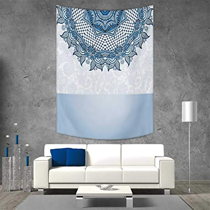 Smallbeefly Vintage Home Decorations Living Room Bedroom Arabic Ethnic Lace Detailed Floral Design Wedding Inspired Art