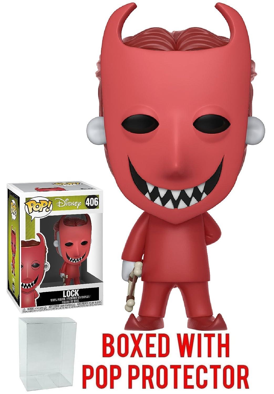 Amazon.com: Funko Pop! Disney: The Nightmare Before Christmas - Lock ...