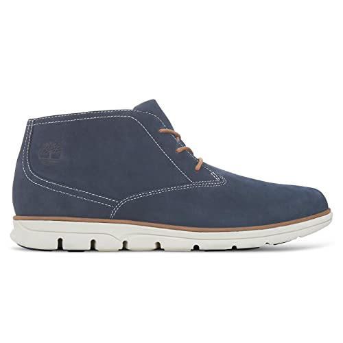Timberland Mens Navy Leather  Bradstreet  Boots  Amazon.co.uk  Shoes   Bags 288fe4058e4c