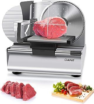 Amazon.com: Cortador de carne eléctrico CukAid, cortador de ...