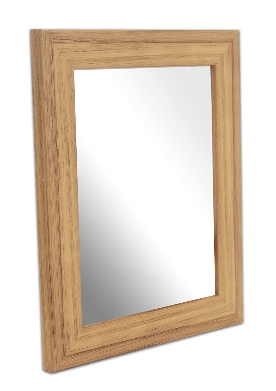 Inov8 MFES-OAK-86 madera de roble 313 20.5 x 25.5 x 1.5 cm Marco para espejo tradicional