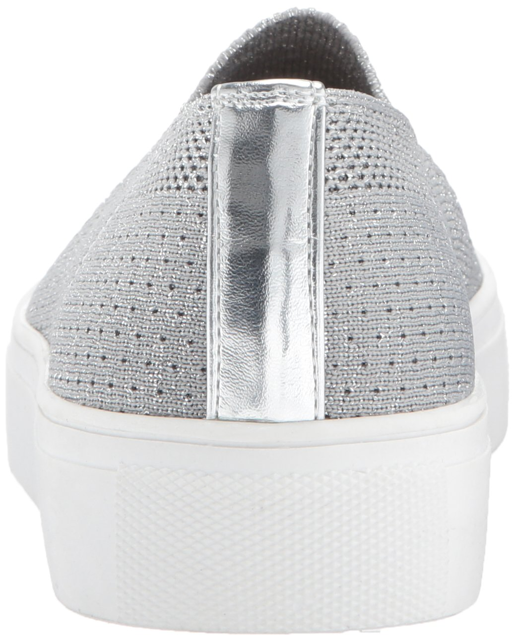 STEVEN NC-Kai by Steve Madden Women's NC-Kai STEVEN Sneaker B071Z244ZD 8.5 B(M) US|Silver a761ab