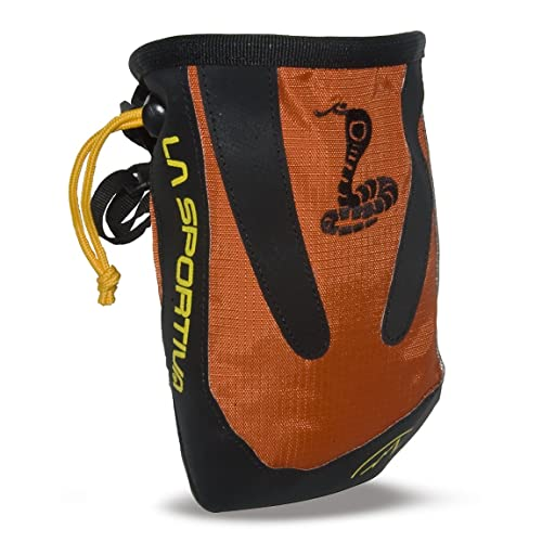 La Sportiva Chalk Bag Cobra - Bolsa de magnesio para Escalada: Amazon.es: Zapatos y complementos