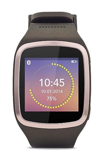 Mykronoz KRZESPLASH-BROWN - Smartwatch resistente al agua de ...
