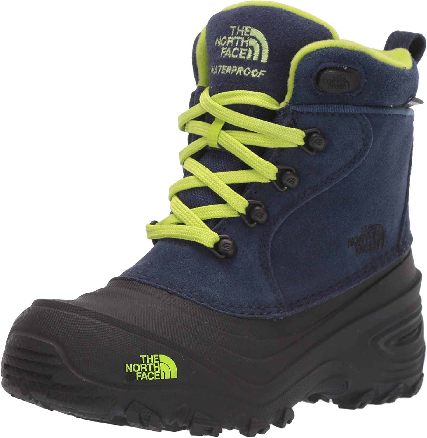 High Rise Hiking Boots