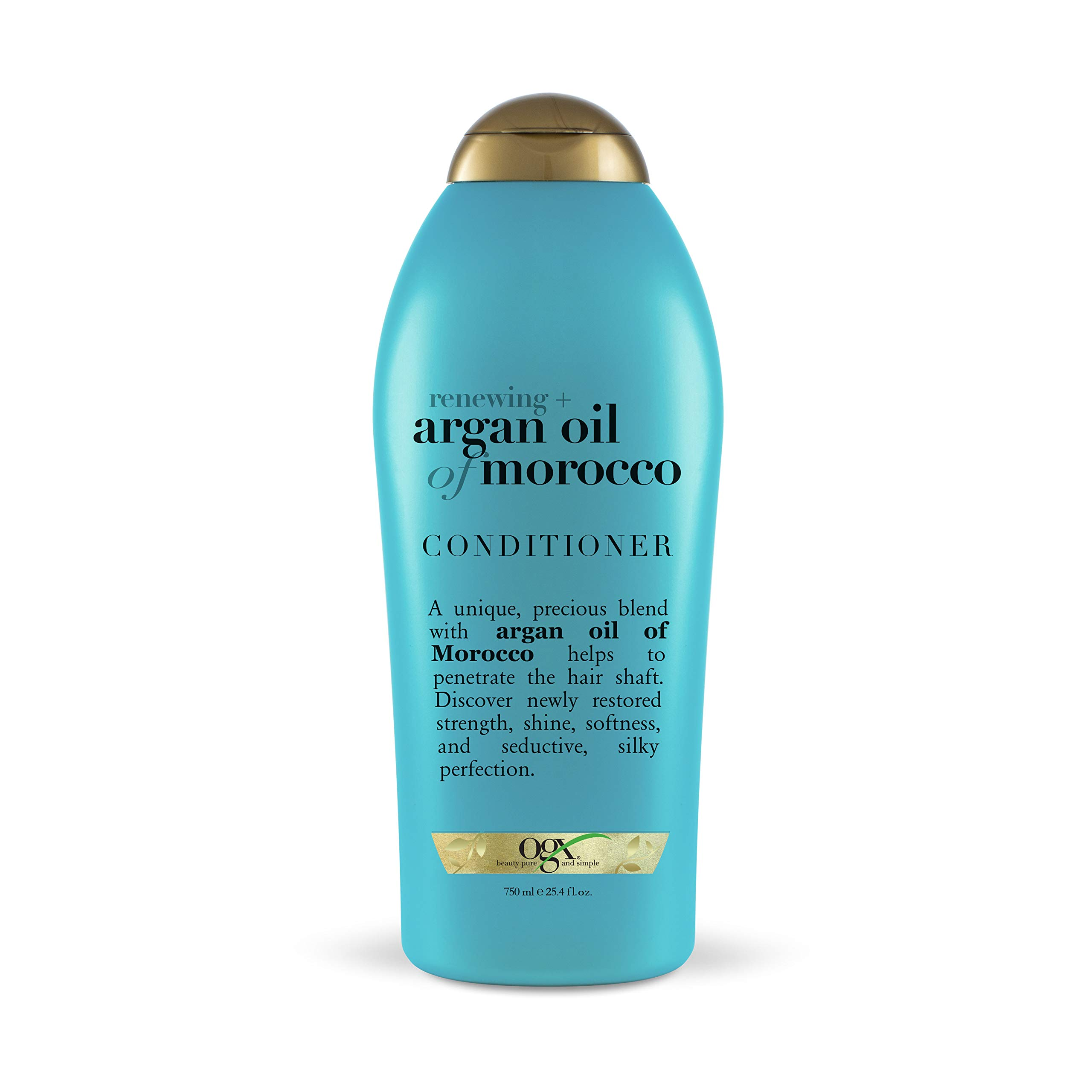 OGX Renewing + Argan Oil of Morocco Conditioner, 25.4 Ounce Salon Size
