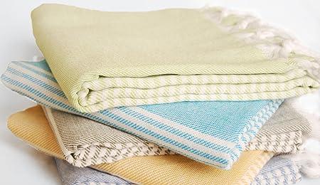 Bazaar Anatolia Turkish Towel Peshtemal 71 X31 Beach Towel