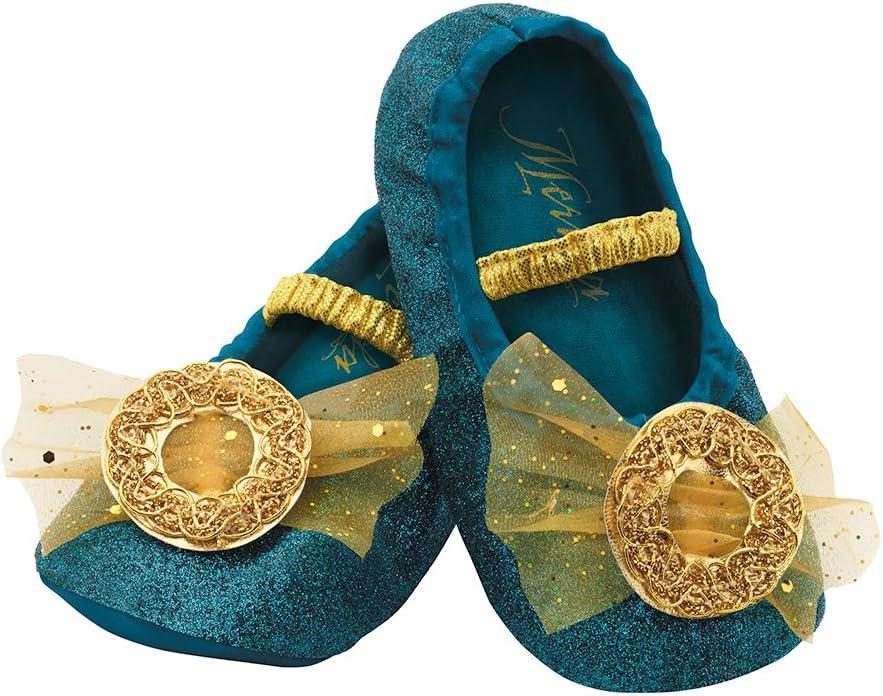 Disney Princess Merida Brave Toddler Girls' Slippers