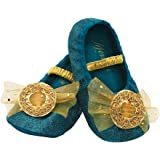 Disney Princess Merida Brave Toddler Girls' Slippers, One Size (Up to Size 6)