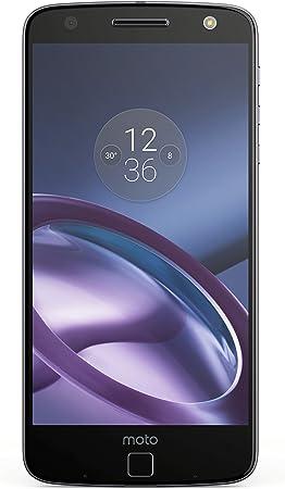 Lenovo Moto Z Smartphone de 5,5 Pulgadas (memoria interna de 32 GB, 4GB RAM, cámara de 13 MP) color negro: Amazon.es: Electrónica