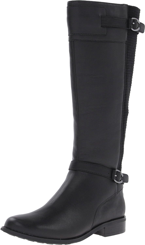 Aetrex Women's Chelsea Tall Riding Boot B00B50UX9C 5.5 B(M) US Black