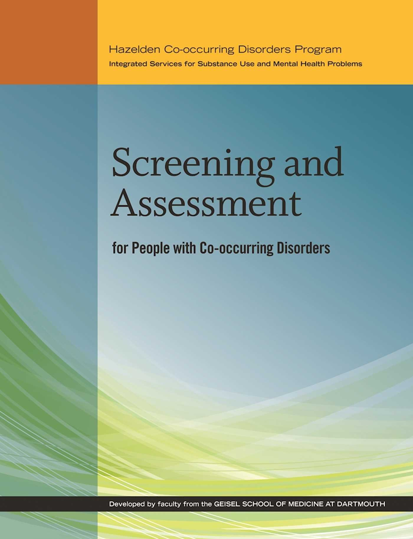 Download Screening and Assessment for People with Co-occurring Disorders (Hazelden Co-occurring Disorders Program) pdf
