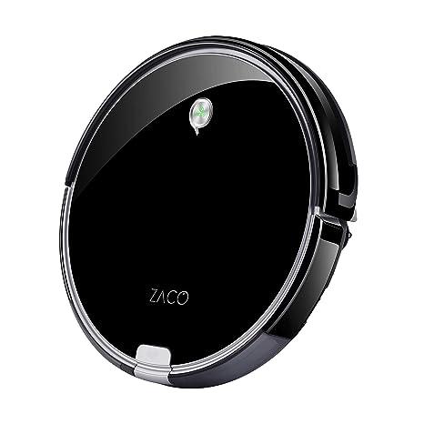 ILIFE A6 Robot Aspirador Negro: Amazon.es: Hogar