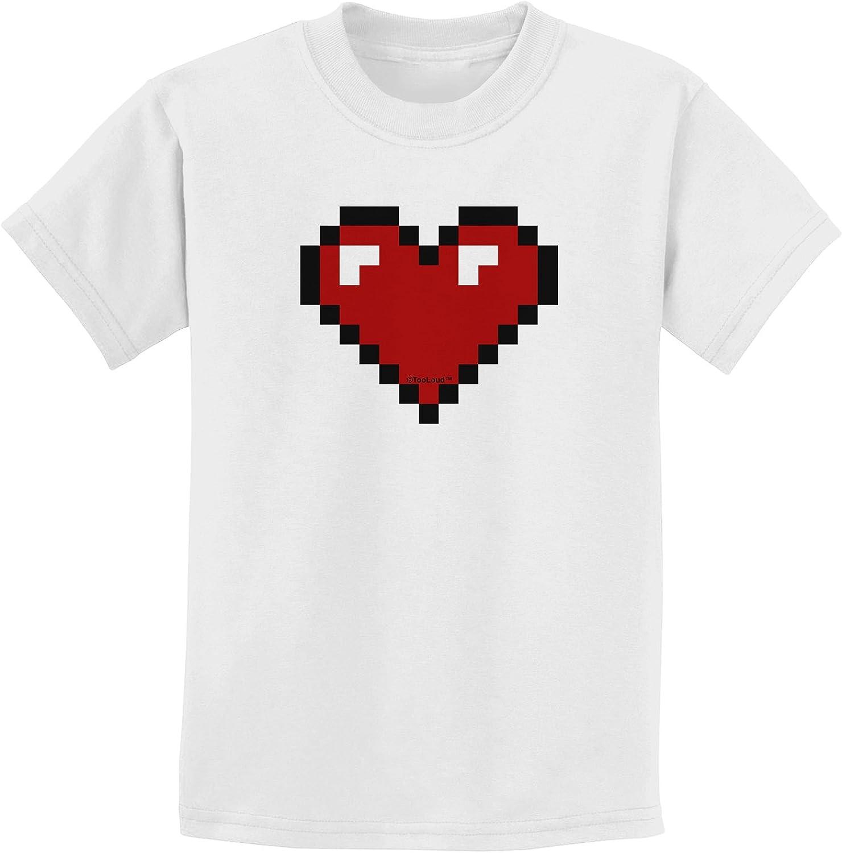 TooLoud Retro Heart Man Toddler T-Shirt