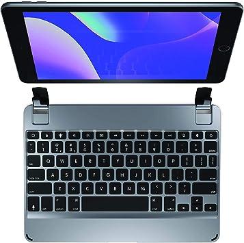 Brydge 9.7 Teclado QWERTY Bluetooth, de aluminio, para iPad Air, Air 2 y Pro de 9,7 pulgadas (disposición de teclado española no garantizada) Space ...