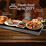 Stainless Steel Warming Hot Plate - Keep Food