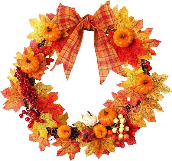 Grapevine wreathplease go away wreath burlap flower wreathunwelcome wreathfall wreathfront door wreath
