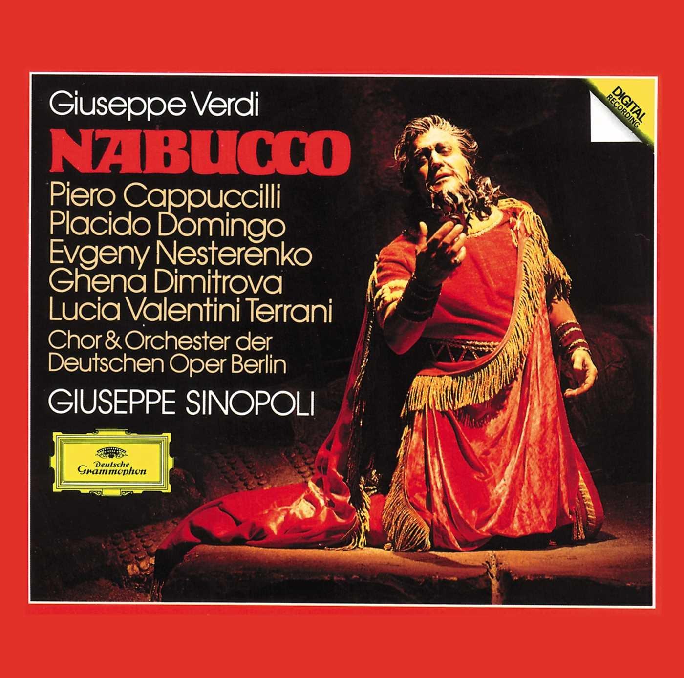 Amazon | Verdi: Nabucco | Gius...