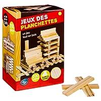 Betoys–114059–Gioco 200assi di Seduta in legno