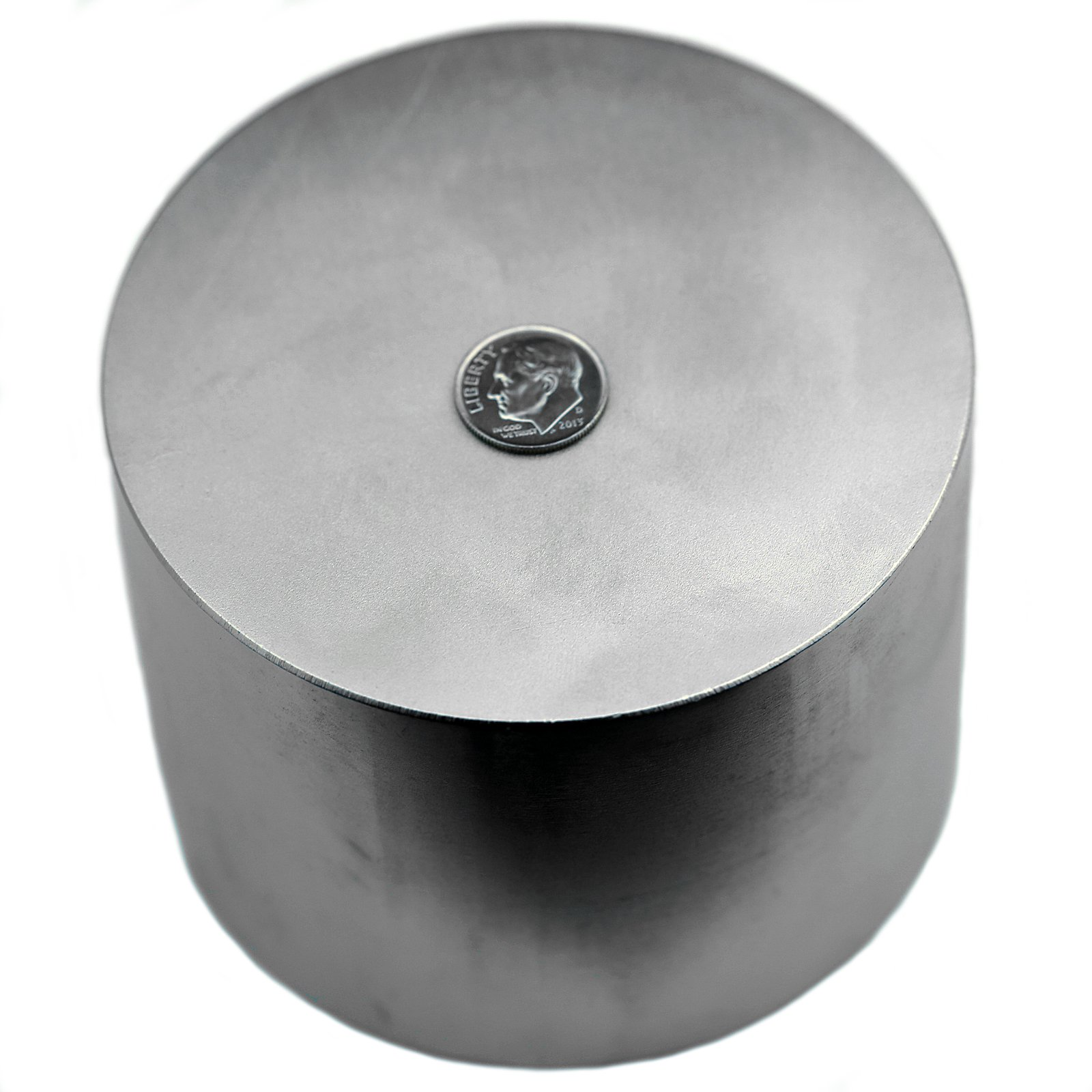 Applied Magnets 3'' x 3'' Super Strong Neodymium Disc Magnet