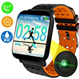 Smart Watch Phone - Fitness Tracker with Heart Rate