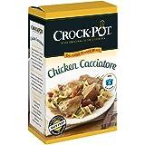 Crock-Pot Delicious Dinners Chicken Cacciatore, 7.50-Ounce
