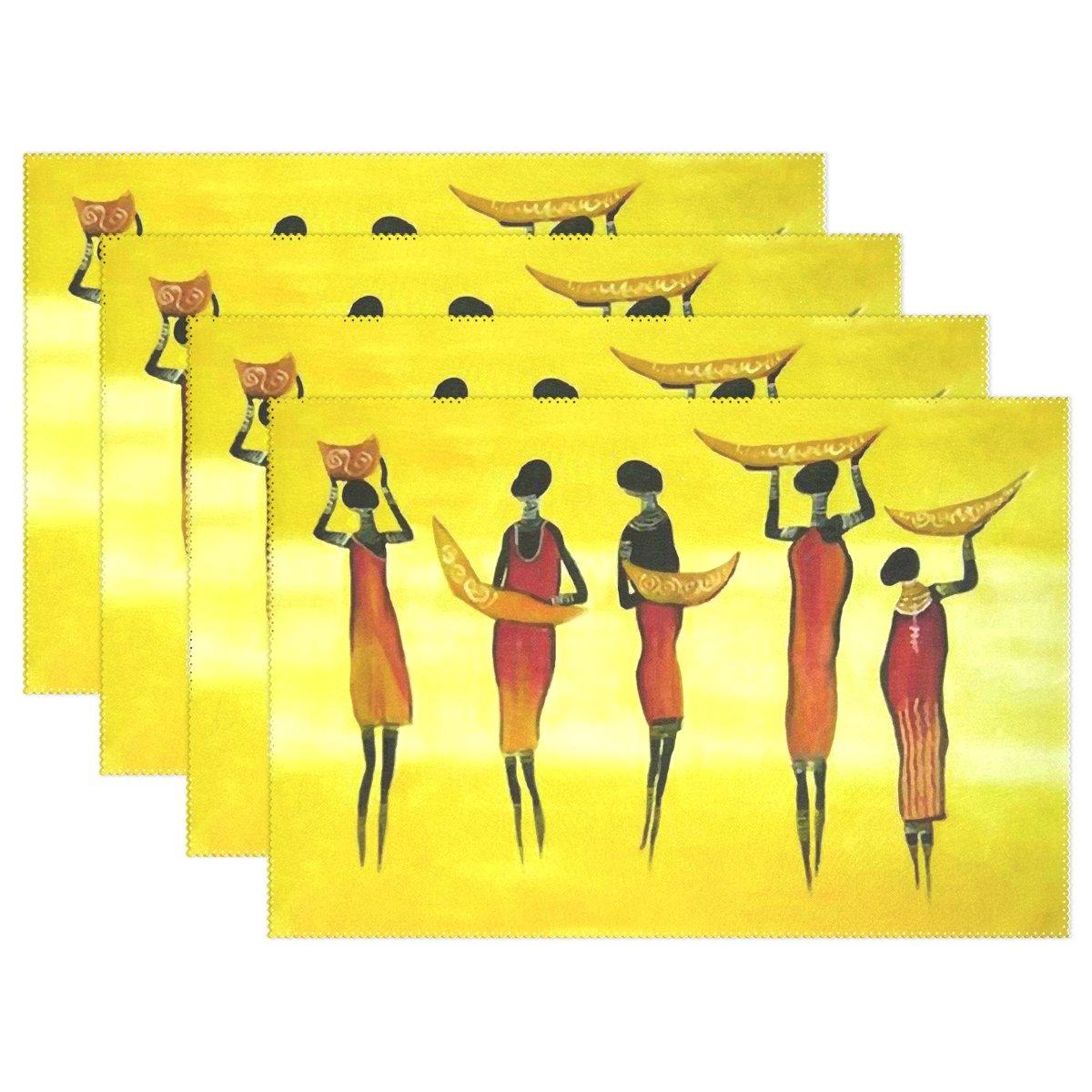 baihuishop African Women 12 x 18