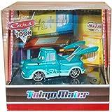 Amazon Com Cars Tomica Toon Rescue Squad Mater Disney