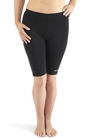 2a40de1ac4 Bohn Swimwear Ladies Margie Swim Jammers Leggings Shorts  Amazon.co.uk   Clothing