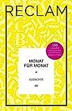 Jubiläumsausgabe UB: Monat für Monat: Gedichte. Jubiläumsausgabe