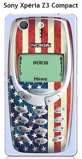 Onozo Carcasa Nokia 3310 USA para Sony Xperia Z3 Compact ...
