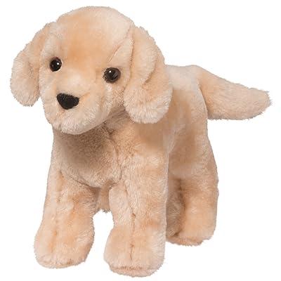 Douglas Cornell Yellow Lab Plush Stuffed Animal: Toys & Games