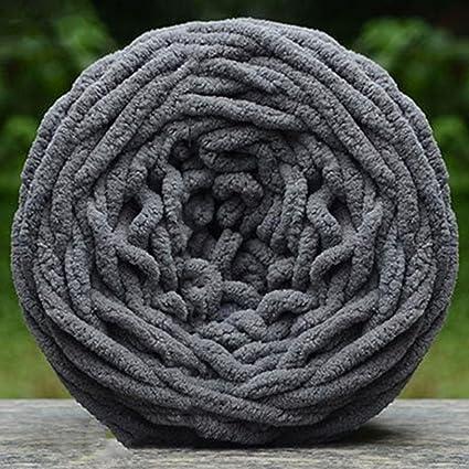 Pelote de laine  agrave  tricoter gros fil 100 nbsp g Bluelans reg  4b98c297b4e