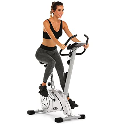 Peachy Ancheer Folding Recumbent Exercise Bike Indoor Cycling Bike Seat Height Adjustable 5 Tension Levels Calories Tracking Silver Creativecarmelina Interior Chair Design Creativecarmelinacom