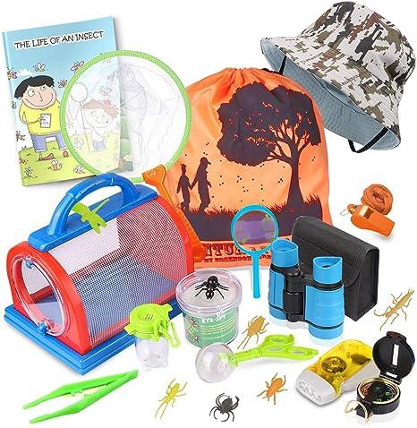 Outdoor Explorer Toy Kit