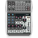 Behringer XENYX Q1002USB Behringer XENYX Q1002USB Premium 10-Input 2-Bus Mixer
