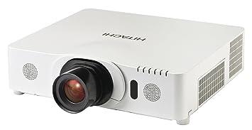 Hitachi CP-X8160 - Proyector (6000 lúmenes ANSI, LCD, XGA ...