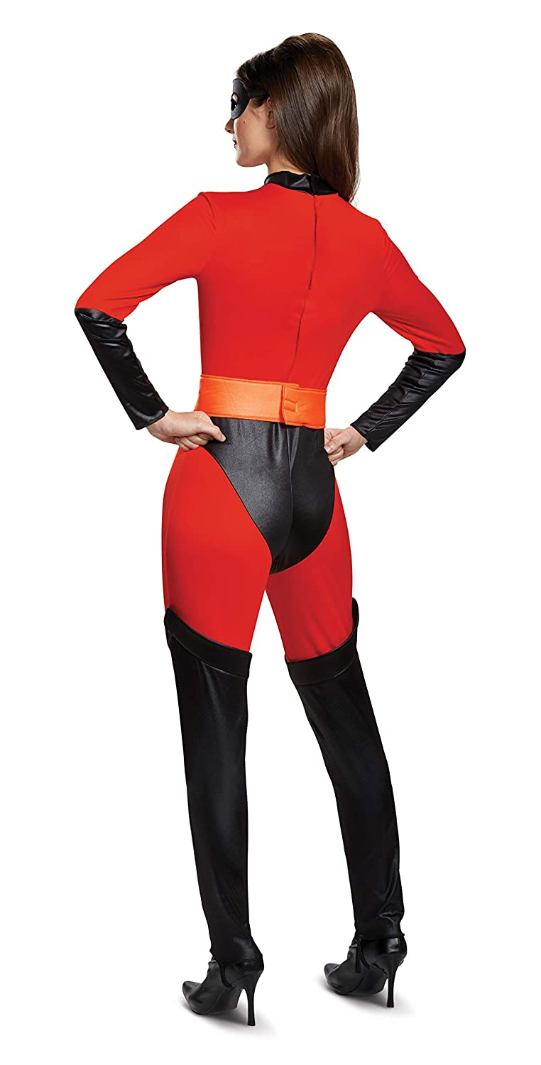 0e6d77db Amazon.com: Disguise Women's Mrs. Incredible Classic Adult Costume: Clothing